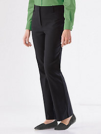 Women's Bootleg Dress Pants