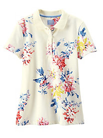 Women's Joules Pippa Floral Polo