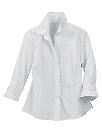 Women's Flair Cuff Shirt