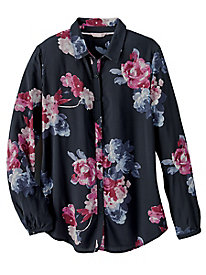 Women's Joules Elvina Printed Blouse