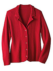 Women's Best-of-Both Sweater Blazer