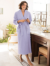Women's Light Packable Microfleece Dream Robe