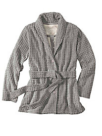 Women's Contemporary Chenille Bed Jacket