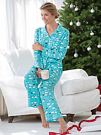 Women's Karen Neuburger Girlfriend Pajama Set