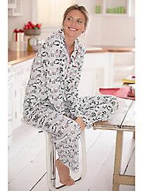 Women's Karen Neuburger Girlfriend Pajama Set