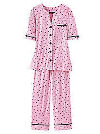 Women's Ellen Tracy Yours to Love Pajama Set