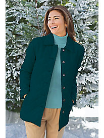 Women's Quilted Jacket by Norm Thompson