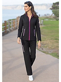 Women's Zen Zip Relaxed Pants