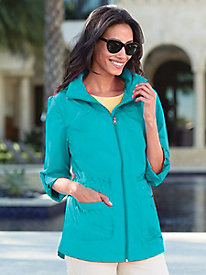 Women's Summer Stride Water Resistant Anorak Jacket