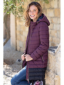 Women's Joules Colorblock Heathcote Jacket