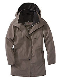Women's Three Season Raincoat