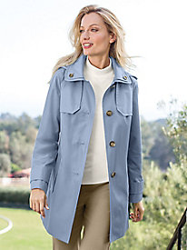 Women's London Fog Cloudburst Jacket