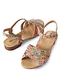Women's Vaneli Confetti T-Strap Sandals