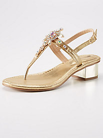 Women's Patrizia Turtle Gem Thong Sandals