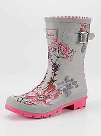 Women's Joules Molly Welly Printed Rain Boots