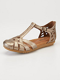 Women's Cobb Hill Ireland Leather Flats