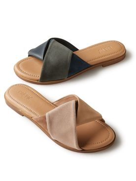 Emery Sandals by Crevo