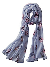 Women's Joules Winter Floral Scarf