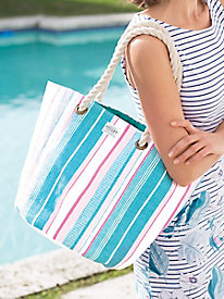 Women's Joules Summer Striped Bag