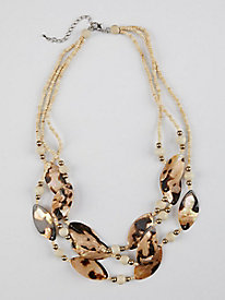 Tiger Shell Necklace