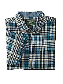 Men's Woolrich Madras Shirt
