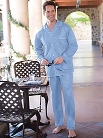 Men's Tricot Pajamas