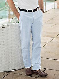 Men's Classic Seersucker Pants