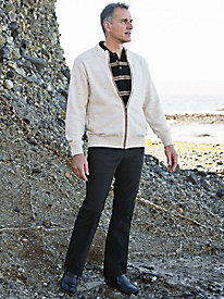 Men's Grand River Perfect-Fit Stretch Twill Jeans by Norm Thompson