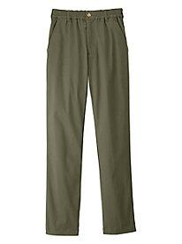 Men's Complete Comfort Stretch Twill Pants