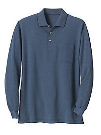 Men's Birdseye Knit Polo