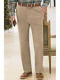 Men's Haggar Stretch Corduroy Pants