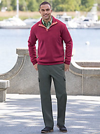 Men's Haggar Stretch Comfort Cargo Pants