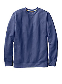 Men's At-Ease French Terry Crewneck Sweatshirt