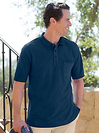 Men's Best-in-Class Pique Polo