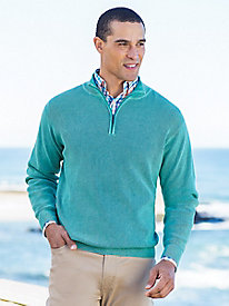 Men's 1/4 Zip Thermal Sweater