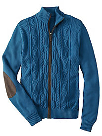 Men's Heritage Full Zip Cardigan Sweater