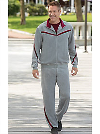 Men's Velour Lounge Set