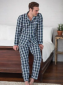 Men's Majestic Easy Care Pajama Set