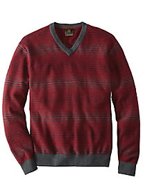 Men's F/X Fusion Plaid Sweater