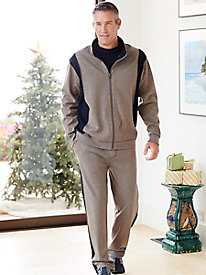 Men's Reversible Colorblock Lounge Set