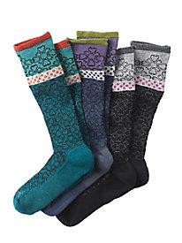 Women's Sockwell Botanical Compression Socks