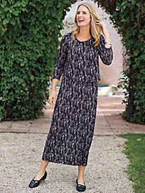 Women's Tour Du Monde Travel Dress