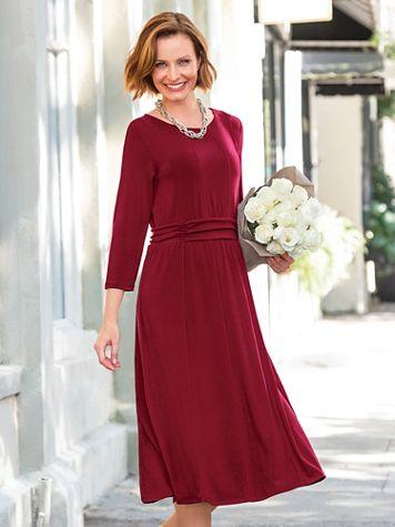 Women's Iconic Knit Dress - Image 4 of 4