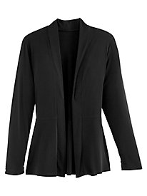 Open-Front Travel Jacket By Koret®