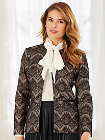 Lace Jacket By Koret®