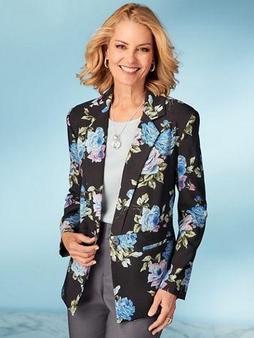 Koret® Floral Print Jacket