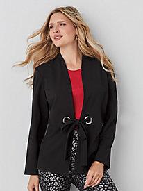 Koret® Belted Jacket