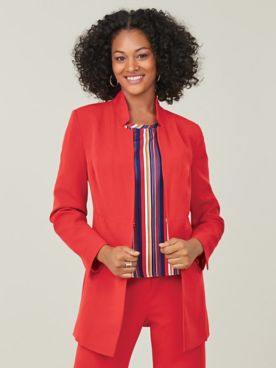 Koret® Notched Collar Jacket