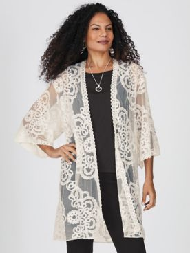 Koret® Lace Duster