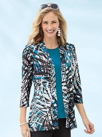 Koret® Travel Knit Jacket